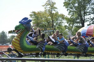 Dragon Coaster Carter Shows